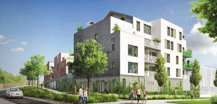 pièces ROUBAIX LILLE Programme immobilier 0 m²