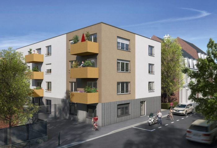 ARMENTIERES  LILLE 0 m² Programme immobilier   pièces