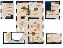 Appartement  6 pièces Paris  148 m²
