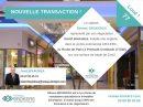 Fonds de commerce 22 m² Pontault-Combault   pièces