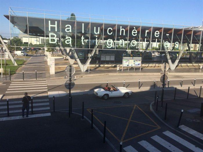 Bureaux haluchère paridis