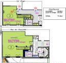 Appartement 77 m² Cannes  3 pièces