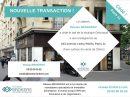 Droit au bail 255 m² Paris  0 pièces