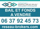 Fonds de commerce  Champs-Sur-Marne CENTRE VILLE 120 m²  pièces