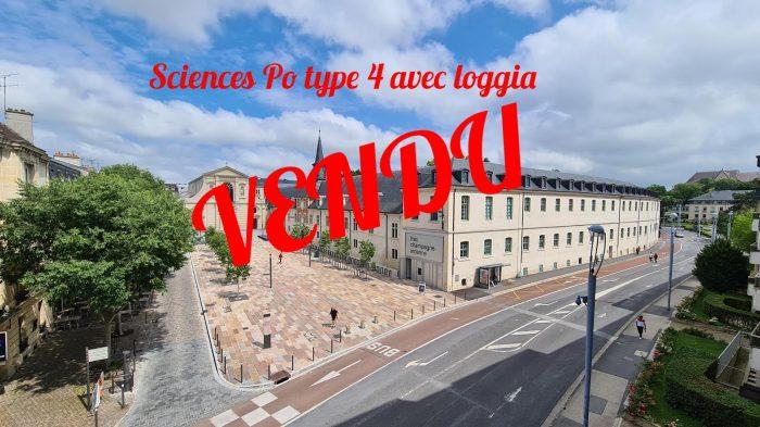 Beau type 4 Sciences Po