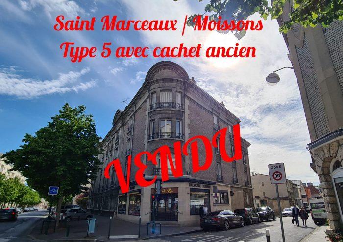 Beau type 5 Saint Marceaux