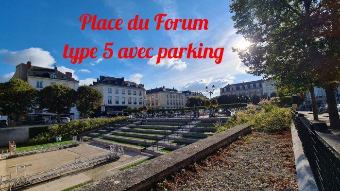 Forum  beau type 5 avec parking