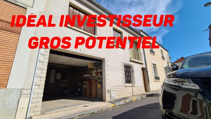 Immeuble idéal investisseur