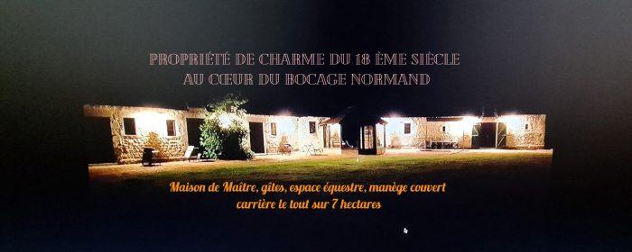 Propriété de Charme du 18 ème Siècle