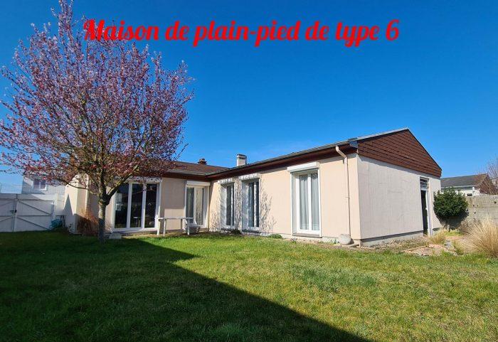 Maison type 6 plain-pied