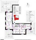 Appartement 94 m² Villeurbanne  4 pièces