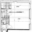 2 pièces 57 m²  Toulouse 31000 Appartement