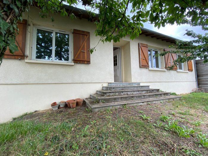 Maison avec atelier