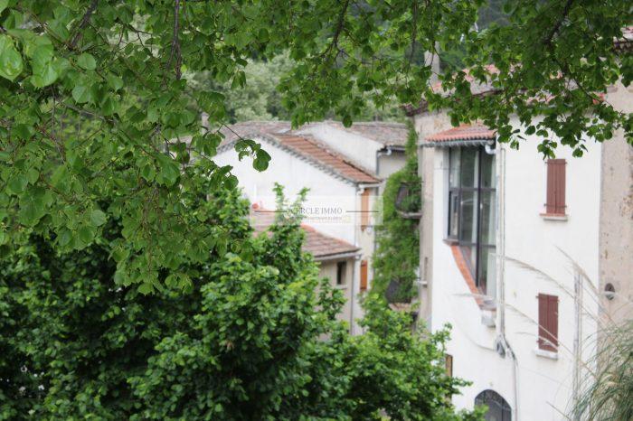 photo de MAISON DE VILLAGE -  ST JEAN DE VALERISCLE (30960) - RÉFÉRENCE 30