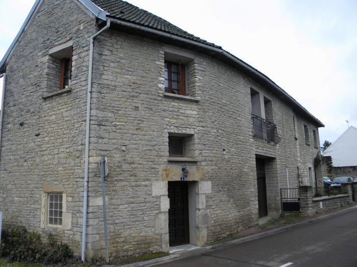 Maison ancienne en pierre - Cabinet Flammant Immobilier, Pouillenay