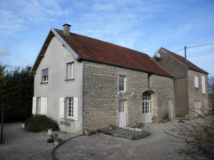 maison ancienne avec caractère - Cabinet Flammant Immobilier, Pouillenay
