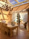 Mougins, villa plain pied, 5 chambres, terrasse piscine, patio, 4 garages