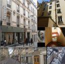 Immeuble 590 m² Paris   pièces