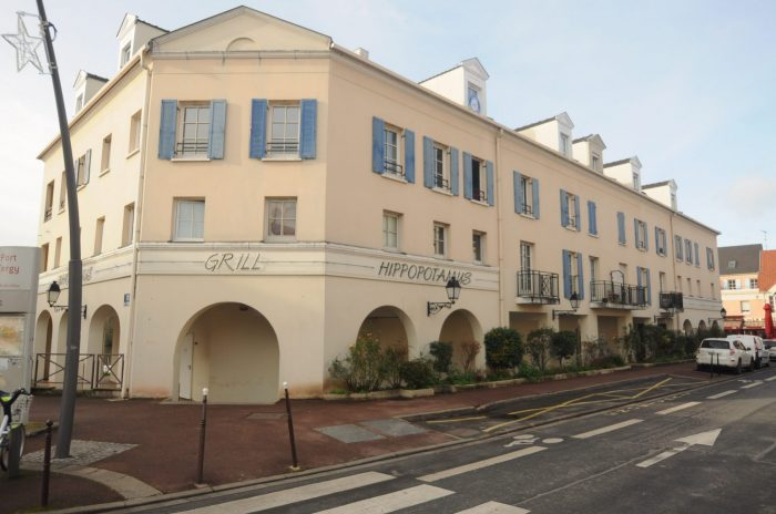 Location annuelleAppartementCERGY95000Val d'OiseFRANCE