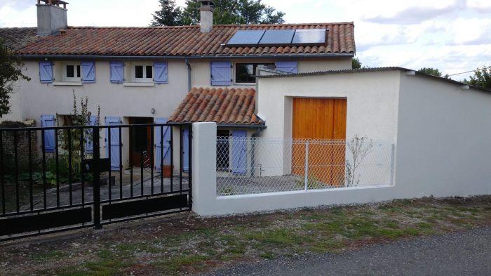 VenteMaison/VillaPAYRE86700VienneFRANCE