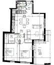 Appartement  La Tour-de-Salvagny  71 m² 3 pièces