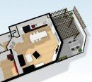 Appartement 95 m² 3 pièces TOULOUSE