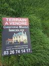 Terrain 0 m² Frignicourt   pièces