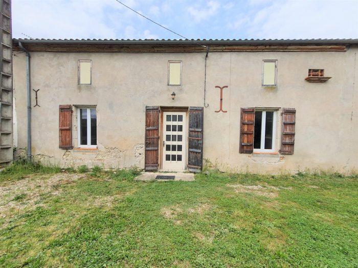 VenteMaison/VillaSERIGNAC-SUR-GARONNE47310Lot et GaronneFRANCE