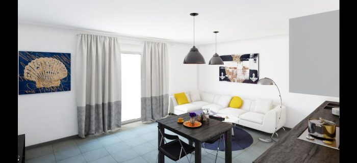 photo de APPARTEMENT T1 NEUF AJACCIO - STILETTO