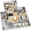 Programme immobilier 0 m²  pièces Ajaccio Entrée de ville Aspretto