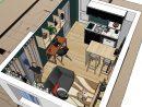 Appartement 42 m² Launaguet   2 pièces
