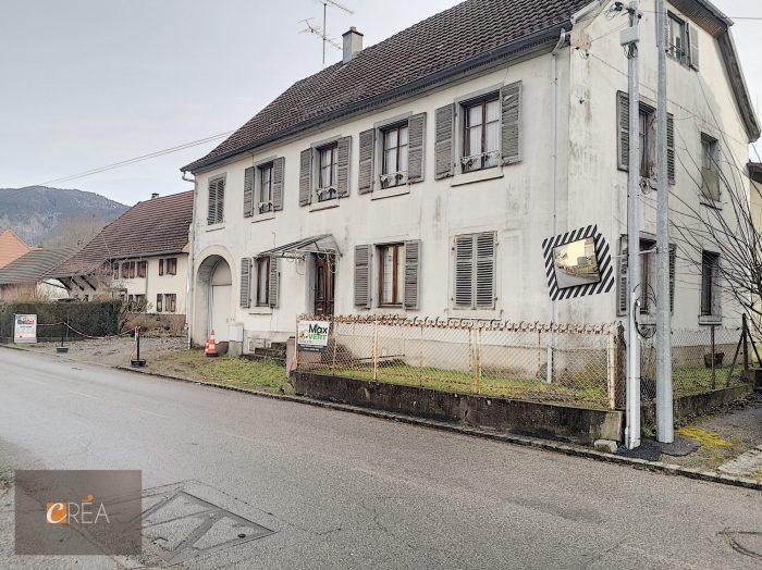 VenteMaison/VillaHUSSEREN-WESSERLING68470Haut RhinFRANCE