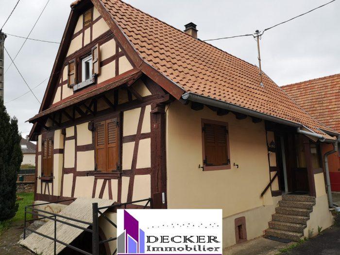 Maison 3 Pieces 67 03m Sur 10 45 Ares Decker Immobilier