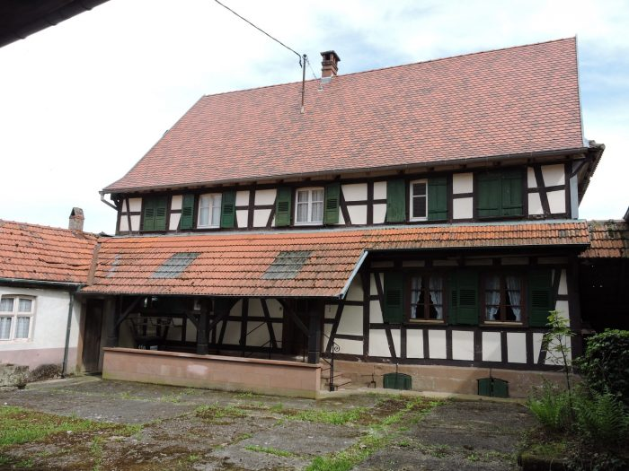 Ferme Schillersdorf 180 M