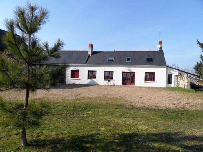 Maison ancienne Les Rosiers-sur-Loire 131 m²