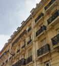 Appartement 1 pièces Paris  15 m²