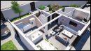 6 pièces  204 m² Benissa  Maison