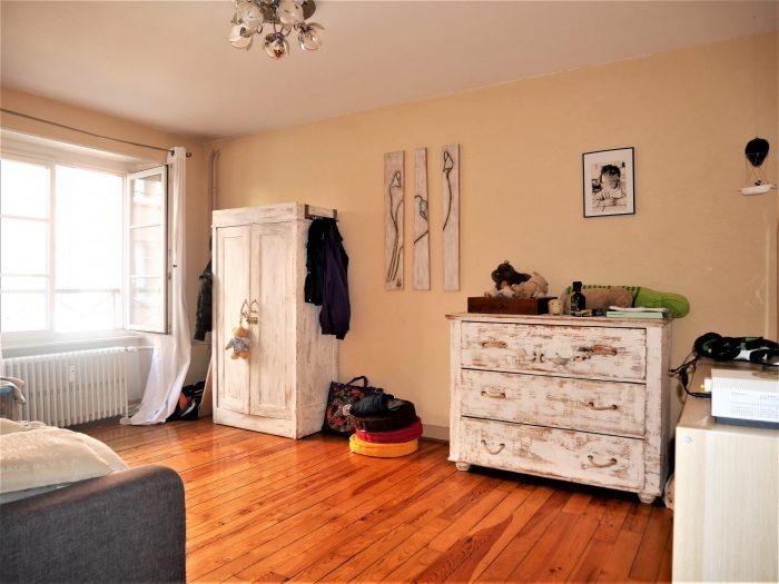 Mulhouse place de la bourse rare lumineux f4 110m2 3 chambres garage - Chambre des commerces mulhouse ...