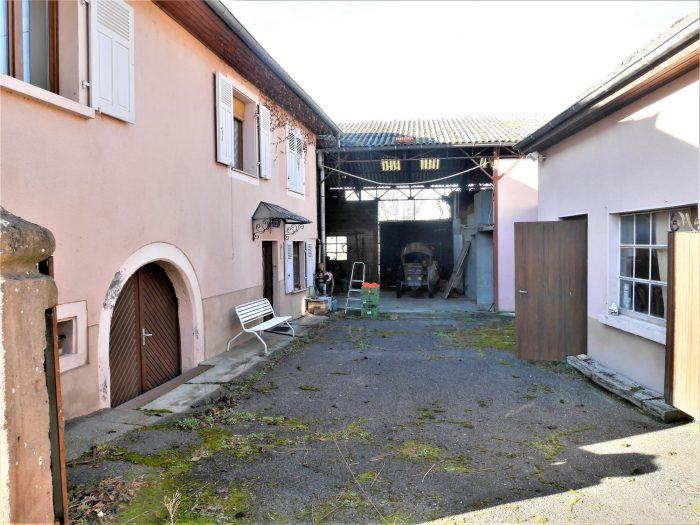 VenteMaison/VillaESCHENTZWILLER68440Haut RhinFRANCE
