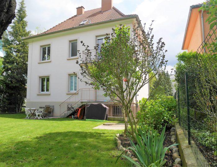 Riedisheim Sublime Et Spacieuse Maison De Maitre Avec Beau Jardin