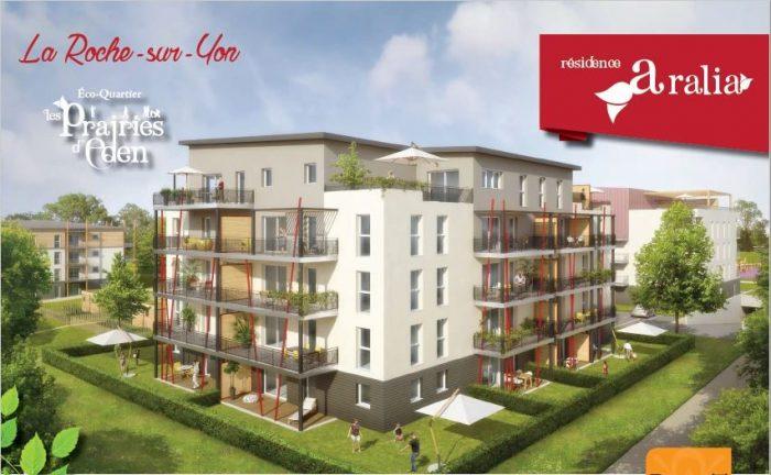 Location Appartement La Roche Sur Yon 85000 Sur Le Partenaire