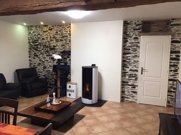 VenteMaison/VillaLE FIEF SAUVIN49600Maine et LoireFRANCE