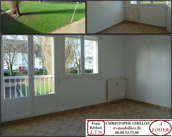 Location annuelle Appartement SAINT-JACQUES-DE-LA-LANDE 35136 Ille et Vilaine FRANCE