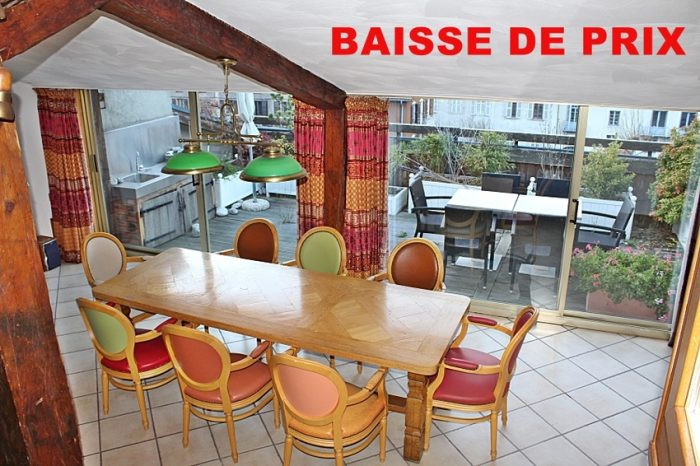 Vente Appartement MOUTIERS 73600 Savoie FRANCE