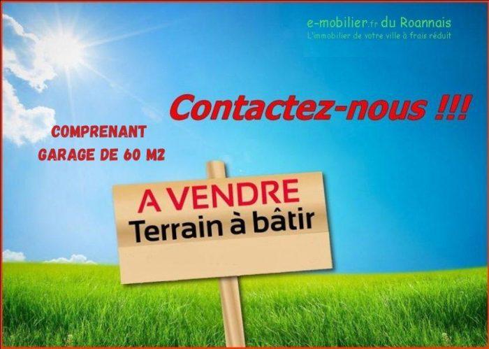 VenteTerrainSAINT-ALBAN-LES-EAUX42370LoireFRANCE