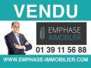 Appartement 47 m² Villennes-sur-Seine  2 pièces