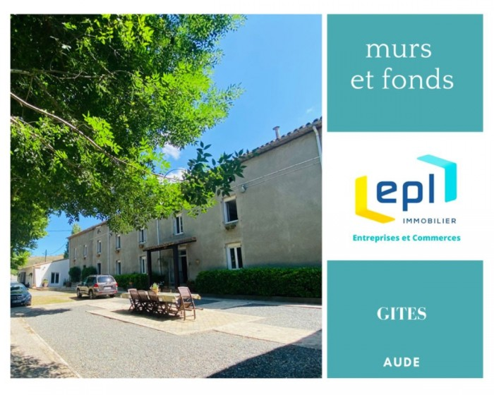 VenteCommerceLAROQUE-DE-FA11330AudeFRANCE