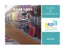 Fonds de commerce 980 m² Narbonne NARBONNE  pièces