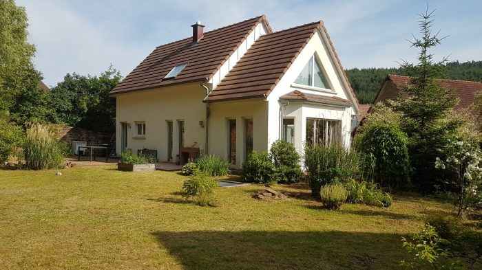 Maison contemporaine Reipertswiller 130 m²