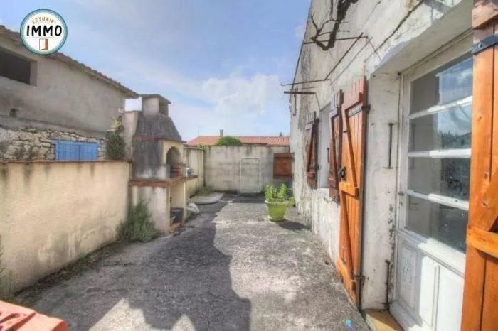 photo de Maison à vendre Saint-Fort-sur-Gironde